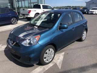 Used 2015 Nissan Micra SV, A/C, AUTO, 1.9% for sale in Lévis, QC