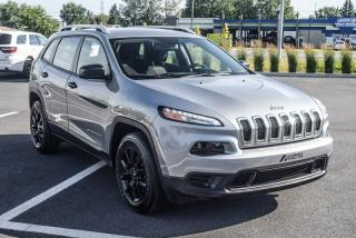 Used 2015 Jeep Cherokee EN ATTENTE D'APPROBATION for sale in St-Hubert, QC