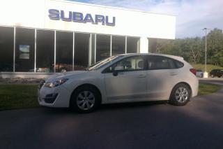 Used 2015 Subaru Impreza 2.0i for sale in Minden, ON
