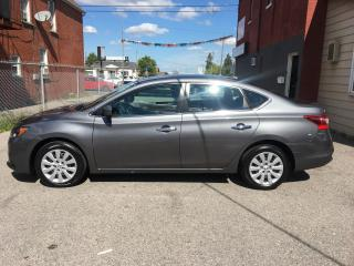 Used 2017 Nissan Sentra 1.8 SV SENTRA SV WITH REVERSE CAM AND HEATED SEATS for sale in Oshawa, ON