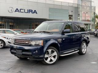 Used 2013 Land Rover Range Rover Sport HSE | NAVI | NOACCIDENTS | V8 | LEATHER | for sale in Burlington, ON
