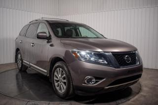 Used 2014 Nissan Pathfinder SL AWD CUIR TOIT PANO MAGS for sale in Île-Perrot, QC
