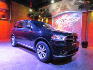 Used 2015 Dodge Durango Limited 4WD - S.Roof, Nav, Htd Lthr, R.Start!! for sale in Winnipeg, MB