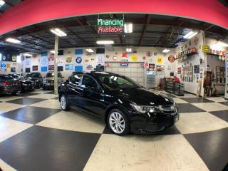 Used 2016 Acura ILX PREMIUM PKG AUT0 BACKUP CAMERA SUNROOF 121K for sale in North York, ON