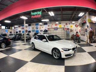 Used 2015 BMW 3 Series 320I X DRIVE SPORT   PREMIUM PKG AUT0 SUNROOF 83K for sale in North York, ON