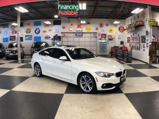 Used 2015 BMW 4 Series 428I X DRIVE GRAN COUPE SPORT   PREMIUM PKG AUT0 SUNROOF 96K for sale in North York, ON