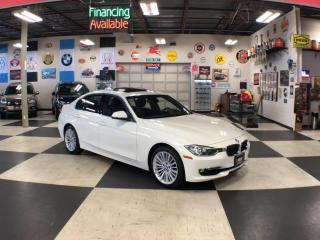 Used 2015 BMW 3 Series 328I X DRIVE NAV & LUXURY PKG LEATHER SUNROOF 105K for sale in North York, ON