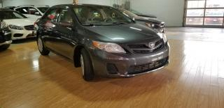 Used 2009 Toyota Corolla 4DR SDN AUTO LE for sale in Toronto, ON