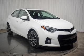 Used 2016 Toyota Corolla S A/C MAGS TOIT CAMERA DE RECUL for sale in St-Hubert, QC