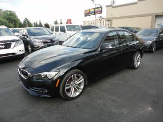 Used 2016 BMW 3 Series 320i xDrive Cuir Toit Navi Ecran8.8'' for sale in Laval, QC
