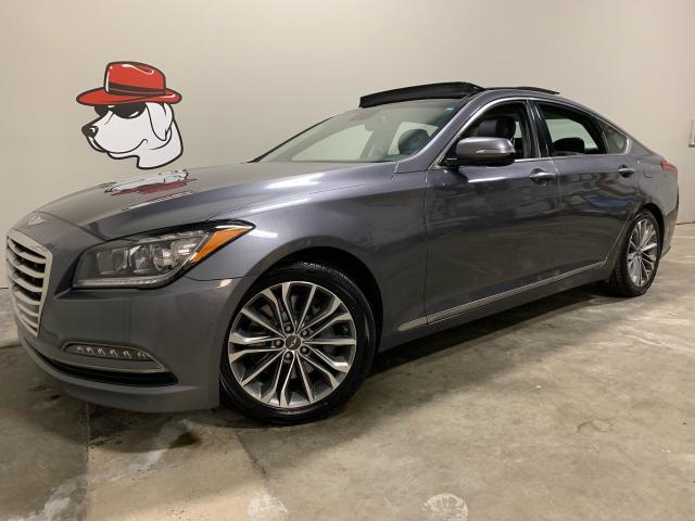 2016 Hyundai Genesis Premium All Wheel Drive