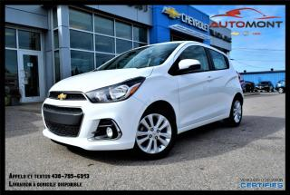 Used 2018 Chevrolet Spark LT + A/C + CAMÉRA DE RECUL for sale in Mont-Laurier, QC
