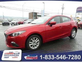 Used 2014 Mazda MAZDA3 Sport, GS-SKY AUTOMATIQUE for sale in St-Georges, QC
