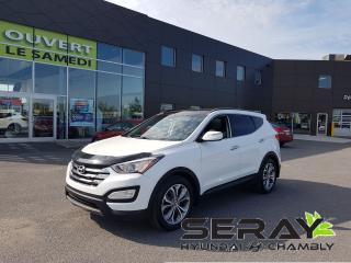 Used 2014 Hyundai Santa Fe Sport 2.0T SE, mags, toit pano, cuir, camera for sale in Chambly, QC