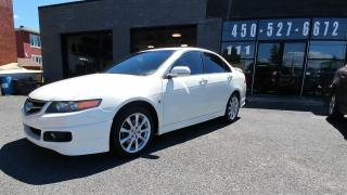 Used 2006 Acura TSX CUIR - TOIT OUVRANT for sale in Beloeil, QC