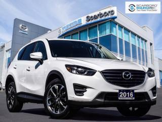 Used 2016 Mazda CX-5 GT|AWD|NO ACCIDENTS|LEATHER for sale in Scarborough, ON