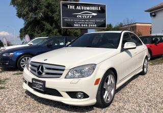 Used 2008 Mercedes-Benz C 300 3.0L 4MATIC NAVI SUNROOF LEATHER NO ACCIDENT for sale in Mississauga, ON