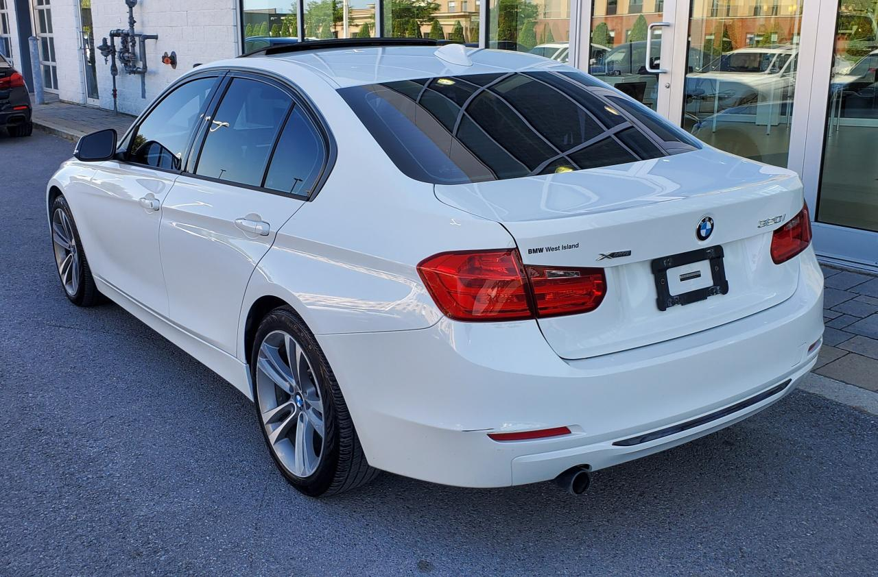 Bmw West Island >> Used 2015 Bmw 320 Xdrive Sport Line For Sale In Dorval