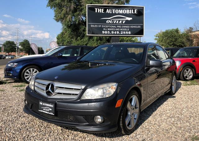 2010 Mercedes-Benz C 300 C 300 4 MATIC one owner NO ACCIDENT