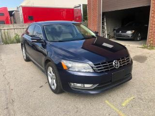 Used 2015 Volkswagen Passat COMFORTLINE for sale in North York, ON