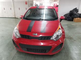 Used 2014 Kia Rio LX+* A/C* SIEGES CHAUFFANTS* BLUETOOTH* for sale in Québec, QC