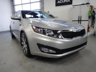 Used 2011 Kia Optima EX LUXURY,MUST SEE,LOW KM,NAVI for sale in North York, ON
