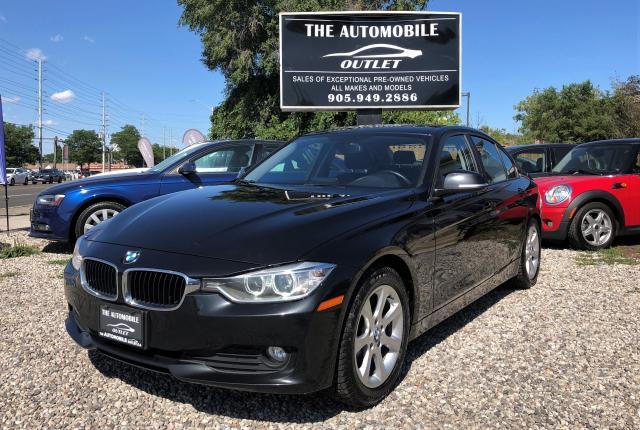 2012 BMW 320i 320i MANUAL NAVI LEATHER SUNROOF NO ACCIDENT