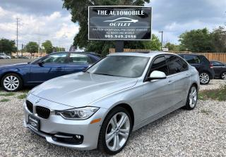 Used 2014 BMW 328xi 328i xDrive AWD LOW KMS NO ACCIDENT for sale in Mississauga, ON