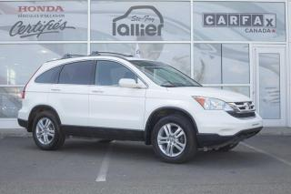 Used 2011 Honda CR-V EX AWD ***GARANTIE 10 ANS/200 000 KM*** for sale in Québec, QC