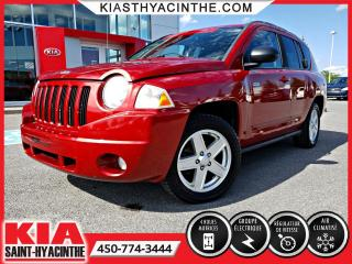 Used 2010 Jeep Compass North Edition 4x4 for sale in St-Hyacinthe, QC