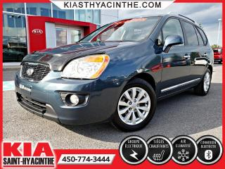 Used 2012 Kia Rondo EX ** SIÈGES CHAUFFANTS + A/C for sale in St-Hyacinthe, QC