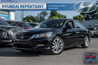 Used 2014 Honda Accord TOURING 4 PORTES**CUIR, NAVIGATION, TOIT OUVRANT** for sale in Repentigny, QC