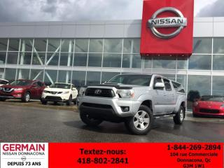 Used 2012 Toyota Tacoma TRD 4X4 - CABINE DOUBLE - V6 - CABINE EN FIBRE for sale in Donnacona, QC