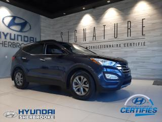Used 2014 Hyundai Santa Fe PREMIUM AWD 2.0T + VOLANT CHAUFFANT for sale in Sherbrooke, QC