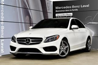 Used 2016 Mercedes-Benz C 300 4MATIC Sedan for sale in Laval, QC