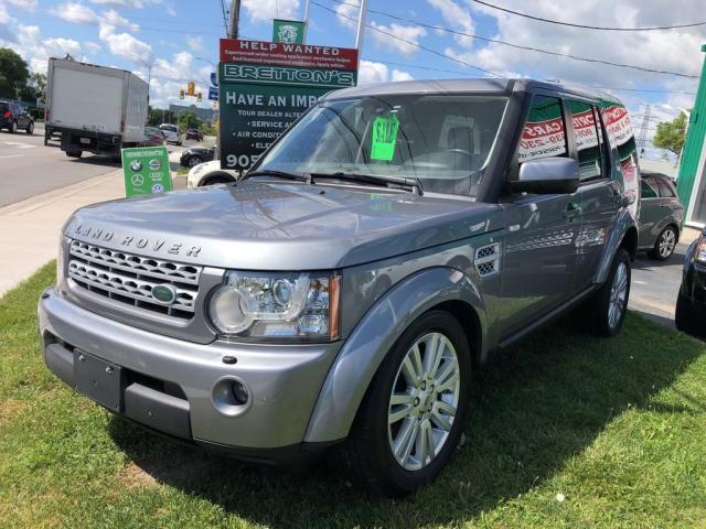 2012 Land Rover LR4 HSE 7 Pass