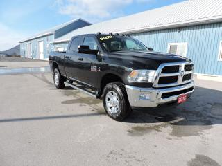 Used 2016 RAM 2500 SLT. Diesel. 4X4. Only 98000 km's for sale in Gorrie, ON