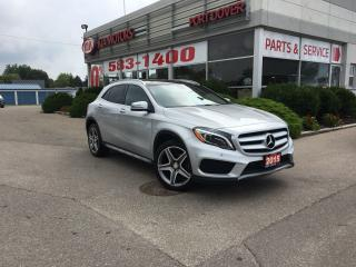 Used 2015 Mercedes-Benz GLA GLA 250 for sale in Port Dover, ON