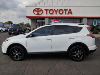 Used 2016 Toyota RAV4 SE leather navigation moonroof for sale in Cambridge, ON