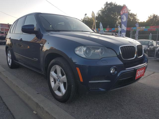 2011 BMW X5 35i-7Seats-Panorama Roof-Bk Up Cam-Bluetooth-Alloy