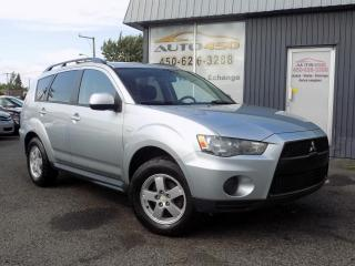 Used 2010 Mitsubishi Outlander ***ES,4X4,TRES PROPRE,AUTOMATIQUE*** for sale in Longueuil, QC