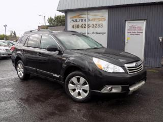 Used 2011 Subaru Outback ***2.5i SPORT,4X4,AUTOMATIQUE,A/C*** for sale in Longueuil, QC