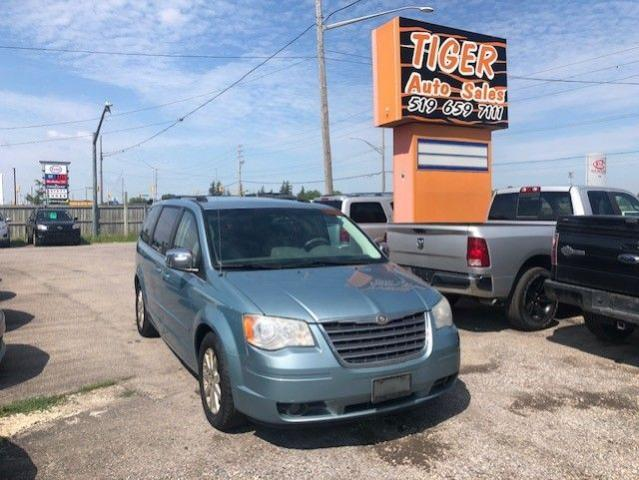 2008 Chrysler Town & Country TOURING**DVD**NAVIGATION**STOWNGO**AS IS SPECIAL