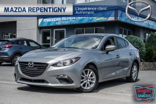 Used 2015 Mazda MAZDA3 2015 Mazda Mazda3 - 4dr Sdn Man GS for sale in Repentigny, QC