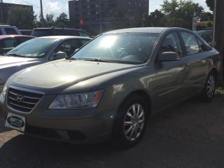 Used 2009 Hyundai Sonata GL for sale in Mississauga, ON