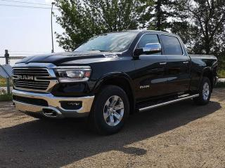 Used 2020 RAM 1500 Laramie 4x4 Crew Cab for sale in Edmonton, AB