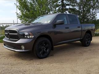 New 2019 RAM 1500 Classic Express 4x4 Crew Cab / Back Up Camera for sale in Edmonton, AB