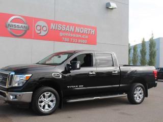Used 2016 Nissan Titan XD SV/CREW CAB/4X4/NAV/PUSH START for sale in Edmonton, AB