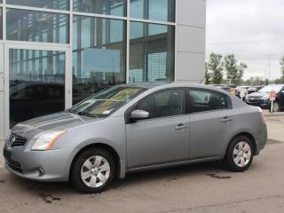 Used 2010 Nissan Sentra 2.0 / AUX INPUT / LOW KMS! for sale in Edmonton, AB