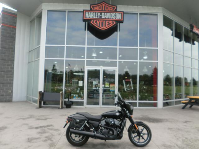 2015 Harley-Davidson Street 750 XG750